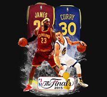 Lebron James vs Stephen Curry T-Shirt