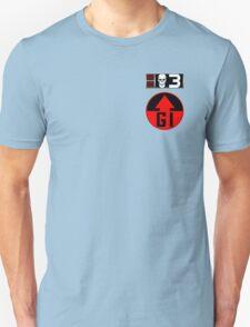 Bagman BioChip and GI Badge T-Shirt