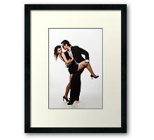 Iulia and Shane Framed Print