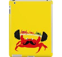 Mr. Crab iPad Case/Skin