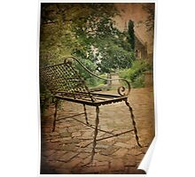 A Restful Place Poster