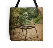 A Restful Place Tote Bag