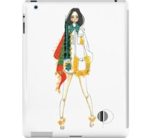 Army Jacket iPad Case/Skin