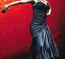 La Nobleza del Flamenco by Richard Young