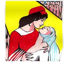 Forbidden Love #1  Poster