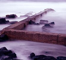 Sea Mist by Steve Chapple