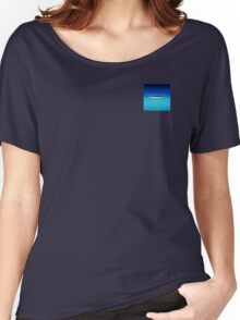 Exotic Private Island  Women's Relaxed Fit T-Shirt