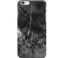 Waiting for a gust iPhone Case/Skin
