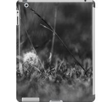 Waiting for a gust iPad Case/Skin