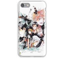 Haikyu!! // ハイキュー!! iPhone Case/Skin