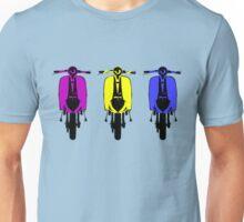 Scooter Pop Art 3rb Unisex T-Shirt