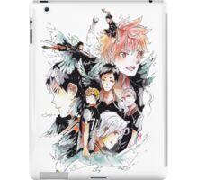 Haikyu!! // ハイキュー!! iPad Case/Skin