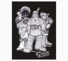 Da Boys (Trio) by Jan Szymczuk