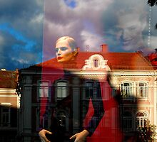 "City Life - ""Female Style"" by Denis Molodkin"