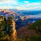 Grand Canyon With Colorado River by cfu123