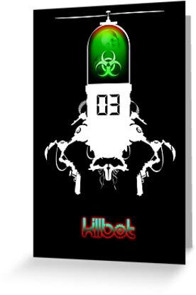 Killbot 03: Bitter Pill by Simon Sherry