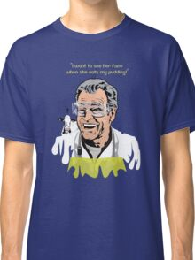 """Walter Bishop - """"I Want to see..."""" Fringe- Classic T-Shirt"""