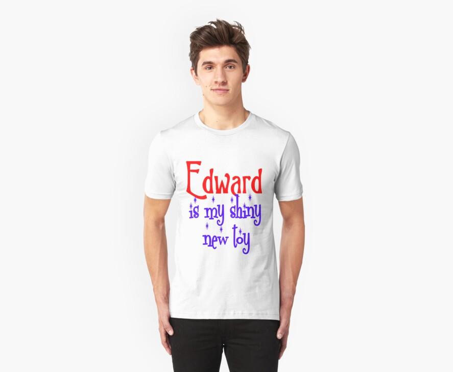 Edward is my shiny new toy by gleekgirl