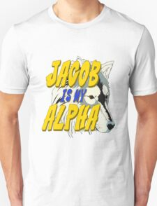 Jacob is my Alpha Twiliight T-Shirt