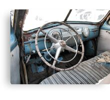 """1942 Cadillac Series 61 Coup - Sneak Peek""... prints and products Canvas Print"