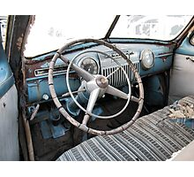 """1942 Cadillac Series 61 Coup - Sneak Peek""... prints and products Photographic Print"