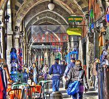 Sottoripa, vicoli di Genova by oreundici