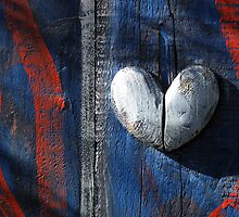 Patriotic Heart.  by crazyhare