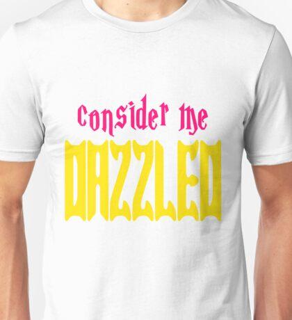 Consider Me Dazzled Twilight Unisex T-Shirt
