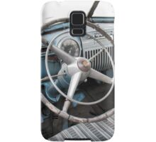 """1942 Cadillac Series 61 Coup - Sneak Peek""... prints and products Samsung Galaxy Case/Skin"