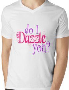 Do I Dazzle You? Twilight Mens V-Neck T-Shirt