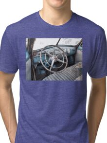 """""""1942 Cadillac Series 61 Coup - Sneak Peek""""... prints and products Tri-blend T-Shirt"""