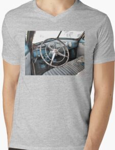 """""""1942 Cadillac Series 61 Coup - Sneak Peek""""... prints and products Mens V-Neck T-Shirt"""