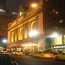 Grand Central Station, New York City by Mike Paget