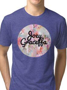 Joey Graceffa Circle logo Tri-blend T-Shirt