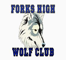Forks High Wolf Club Twilight Werewolf Unisex T-Shirt
