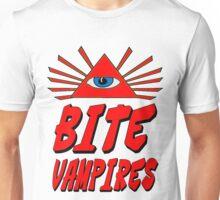 I Bite Vampires Unisex T-Shirt