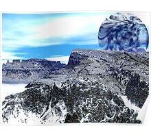 Issues - Antartica Meltdown Poster
