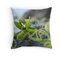 Elven Flower Throw Pillow