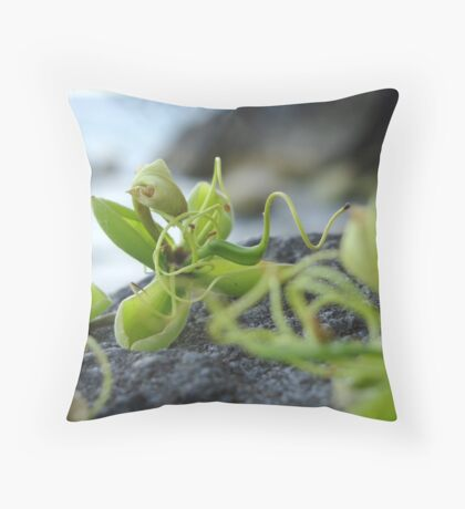 Elven Flower Throw Pillow