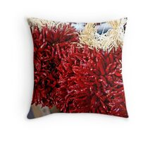HOT CHILIES!! Throw Pillow