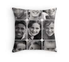Nine of the Best Throw Pillow