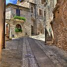 Spello Alley by oreundici