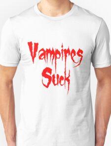 Vampires Suck Twilight T-Shirt