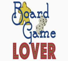 Board Game Lover by gleekgirl