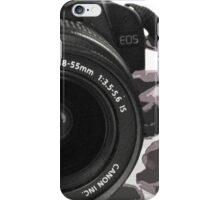 Painting with Our Cameras iPhone Case/Skin