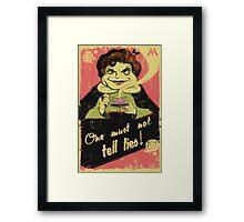 Umbridge Framed Print