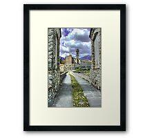 Bobbio - Italy Framed Print