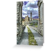 Bobbio - Italy Greeting Card