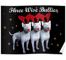 Three Wise Bullies Poster