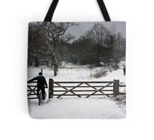into god's canvas Tote Bag